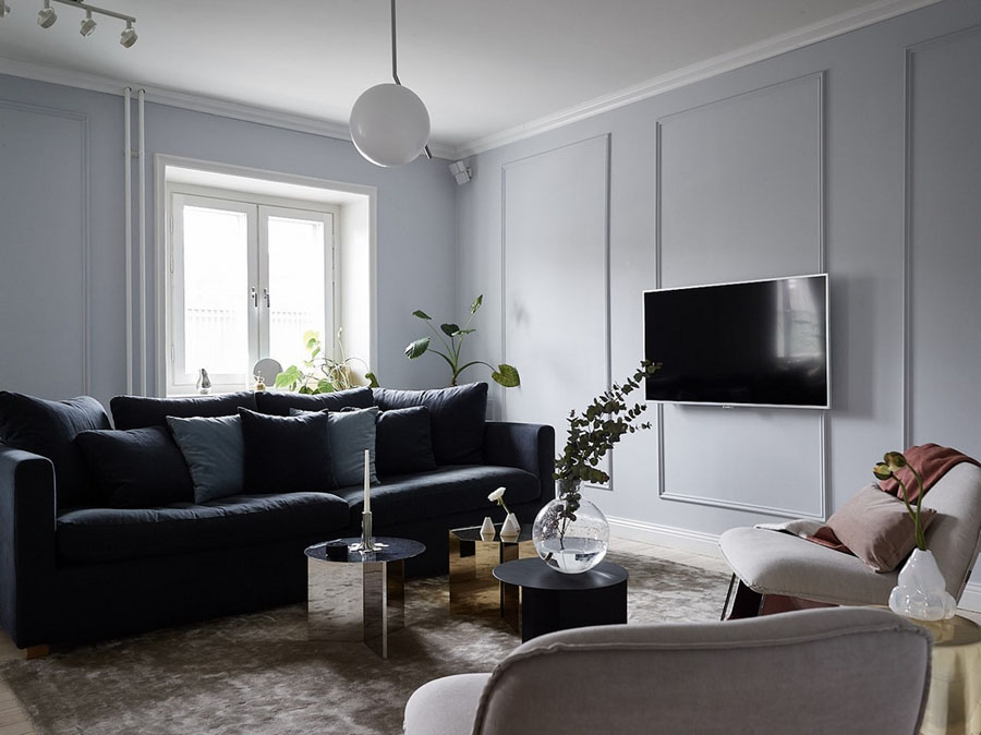 дизайн квартиры 3 комнатной