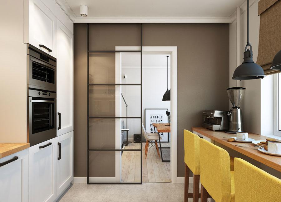 дизайн 3 комнатной квартиры 60 кв м