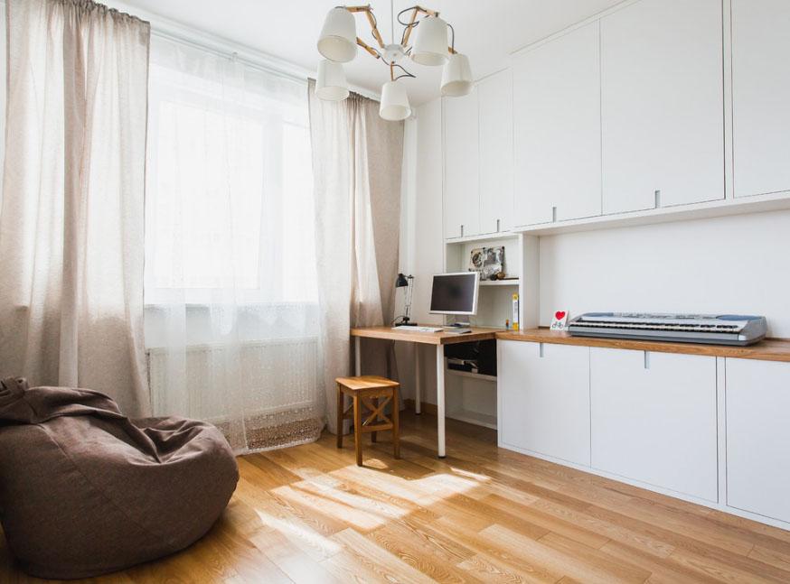 ремонт трехкомнатных квартир