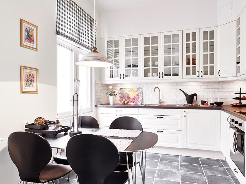 шторы кухня