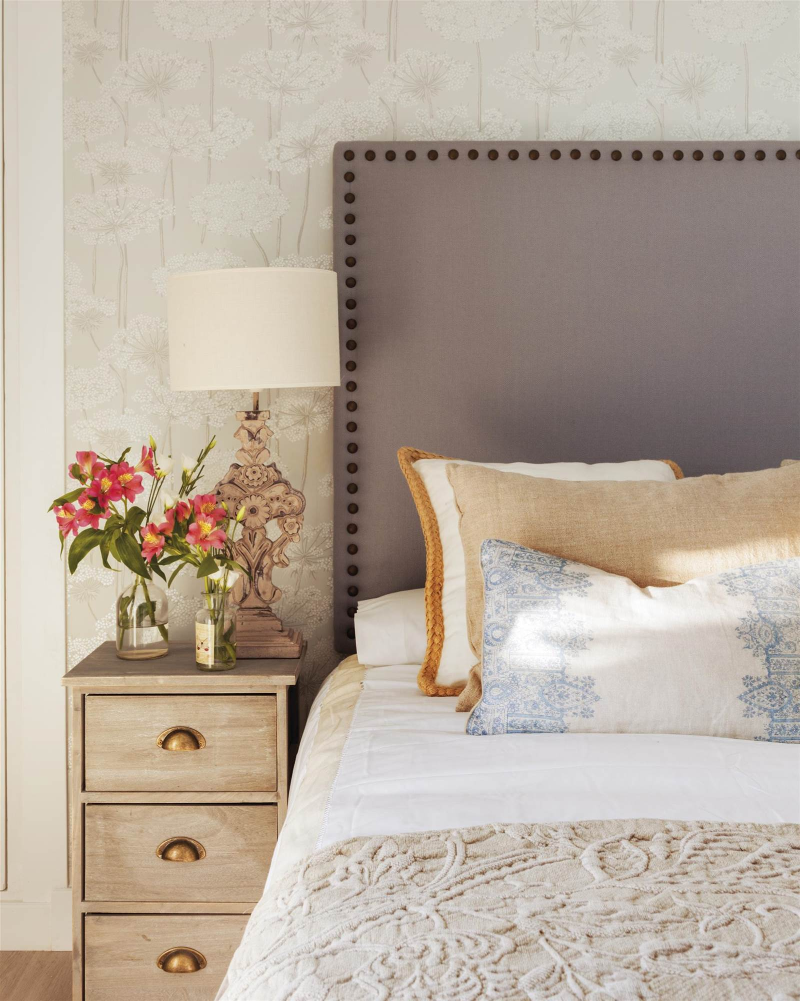 стиль прованс спальня