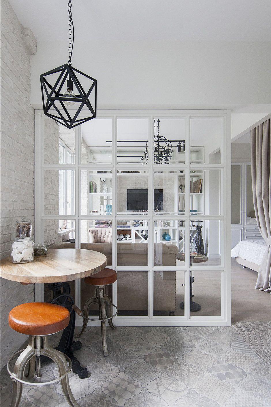 дизайн 1 комнатной квартиры 40 м2