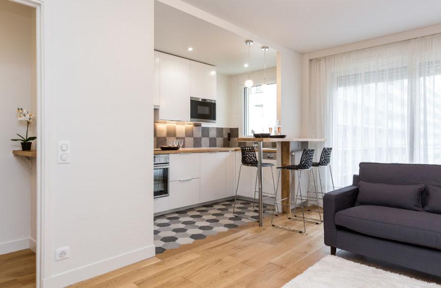 дизайн квартиры 40 квадратных метров