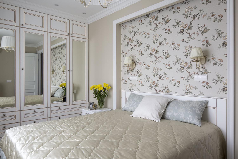 Дизайн спальни в хрущевке: модернизируем старину   50 фото