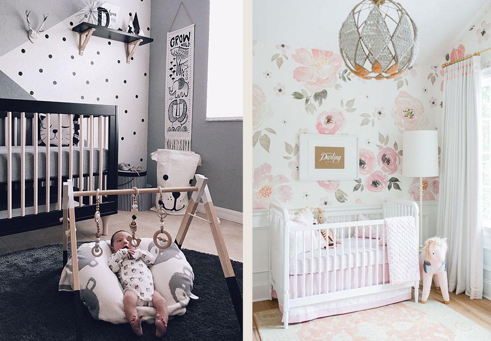 12 скандинавских детских для новорожденных 2018