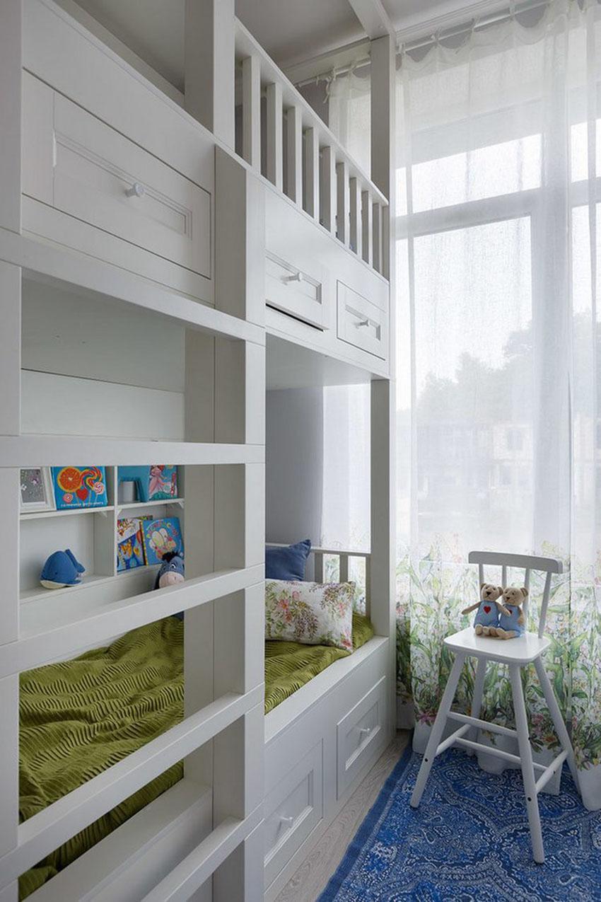 как обустроить однокомнатную квартиру семье
