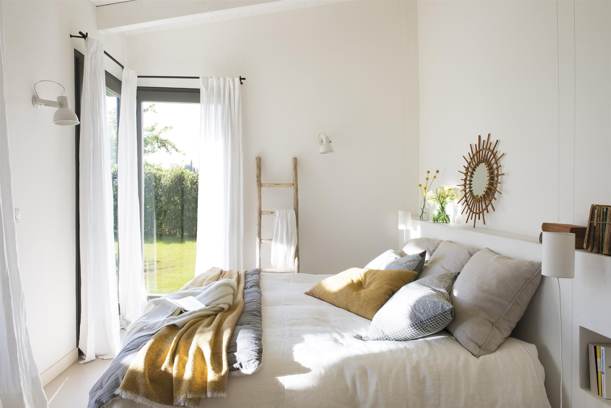 дизайн спальни прованс