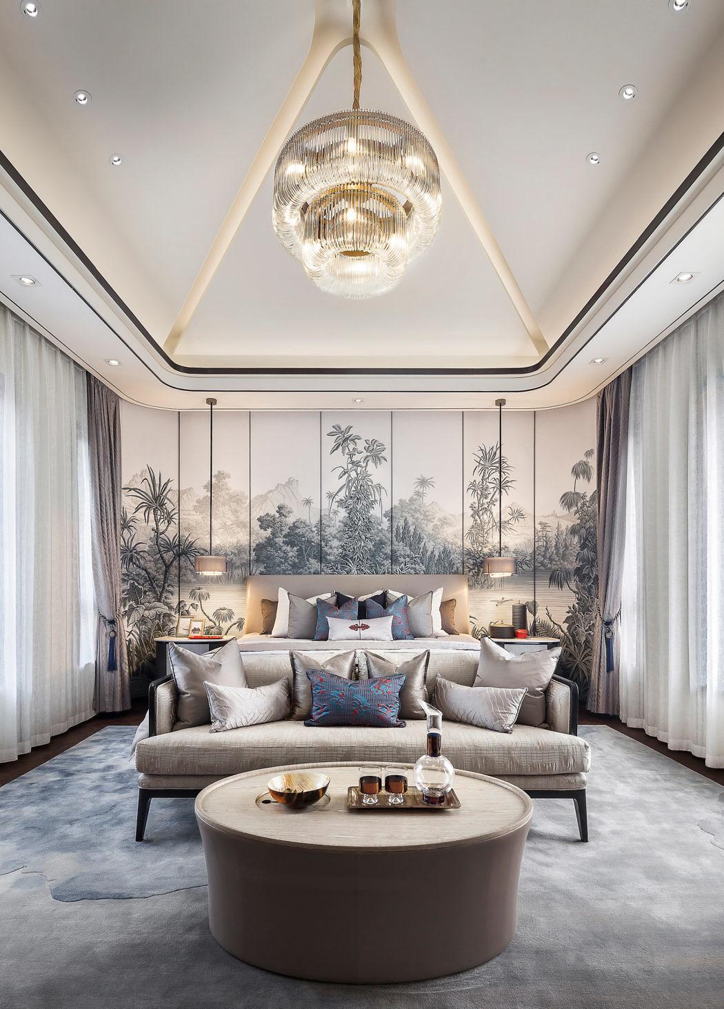 Made in China: квартира в стиле арт-деко из Китая