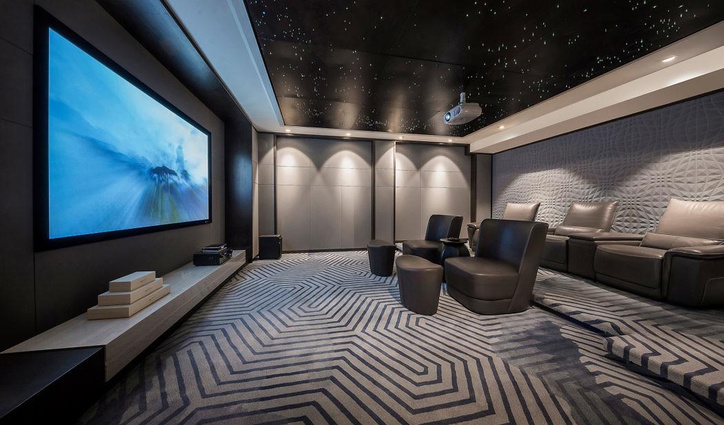 кинотеатр в доме