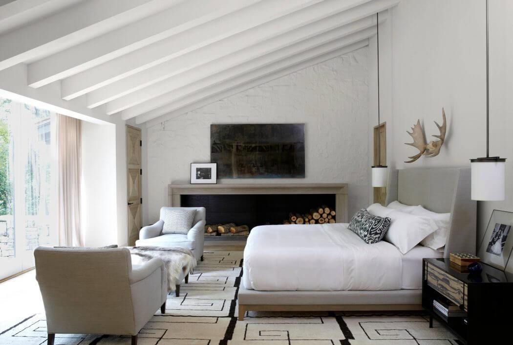 5 альтернатив белому гладкому потолку