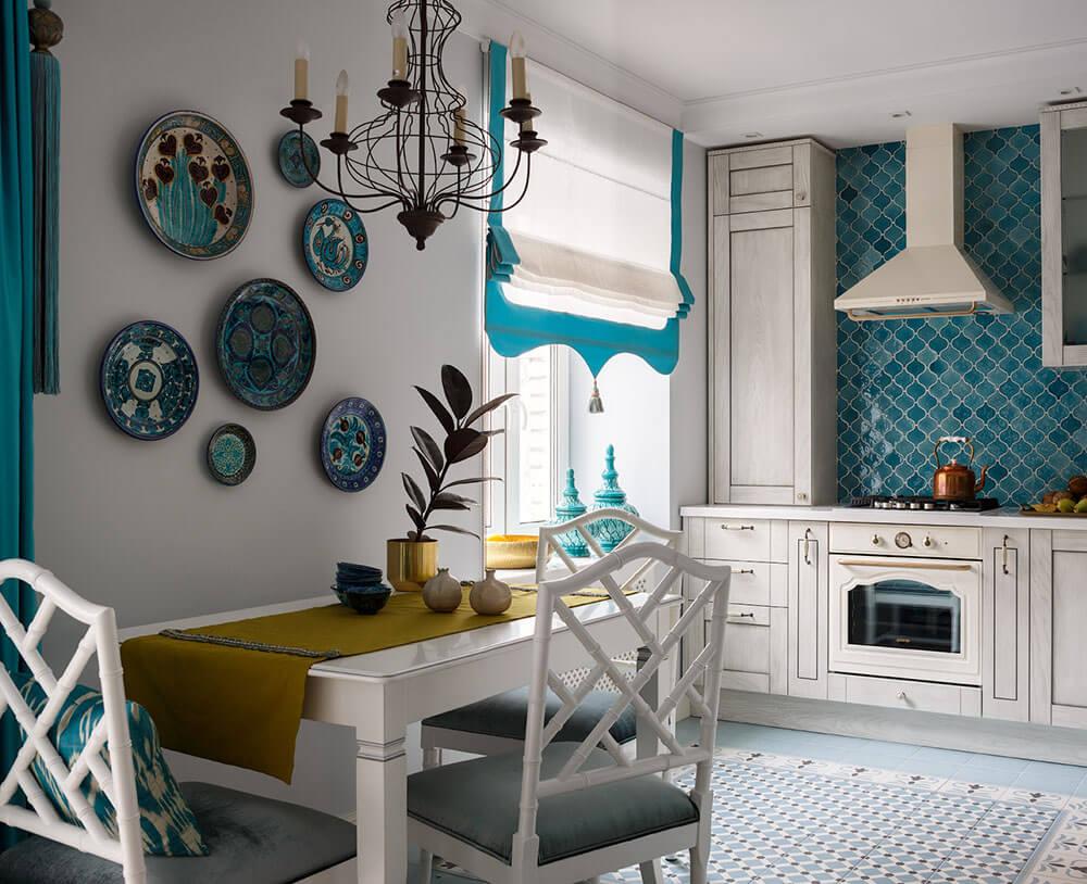 дизайн кухни 7 кв