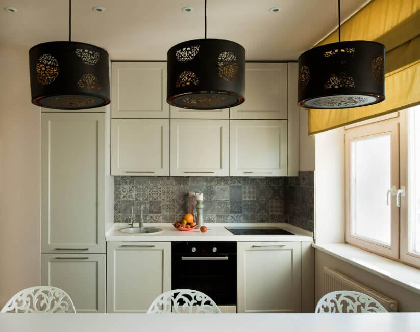 дизайн кухни 7 5 кв м