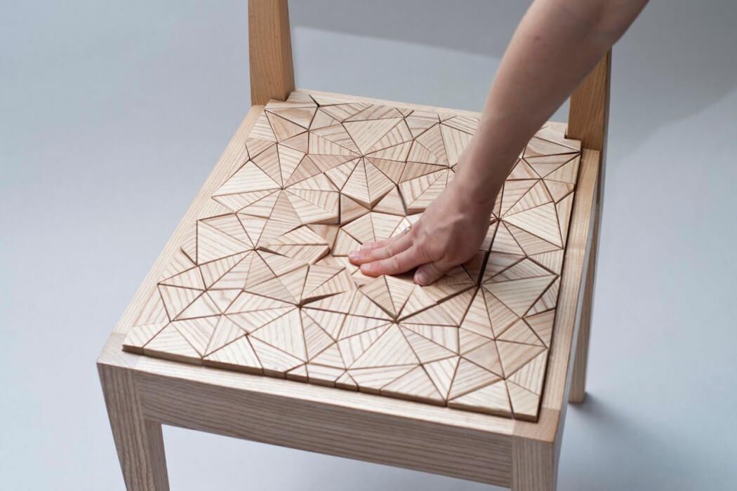 Дизайнерские стулья от New Colony Furniture