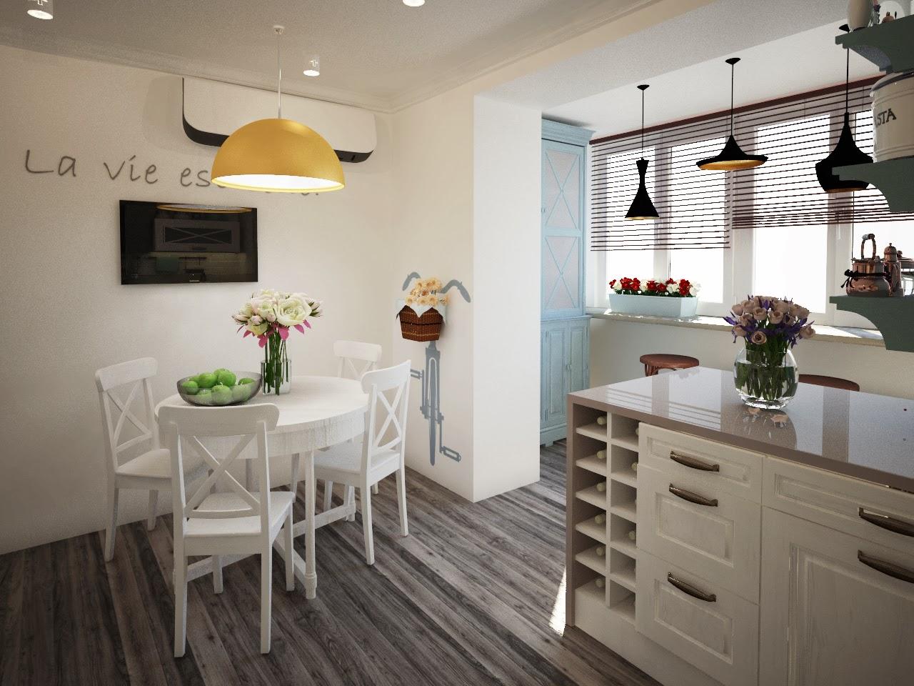 дизайн кухни 8 квадратных метров