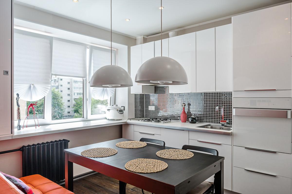 дизайн кухни 8 кв м фото