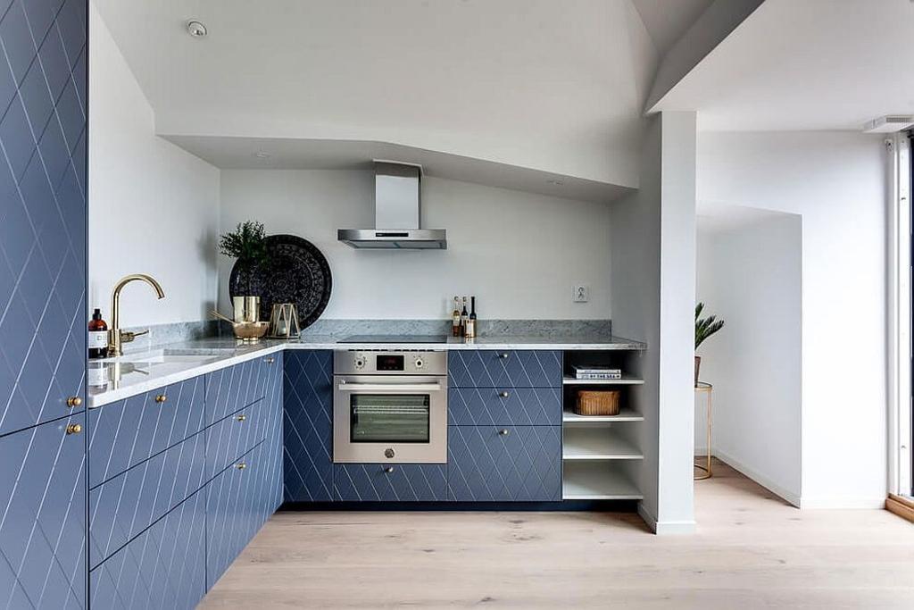 ремонт кухни 8 кв м фото