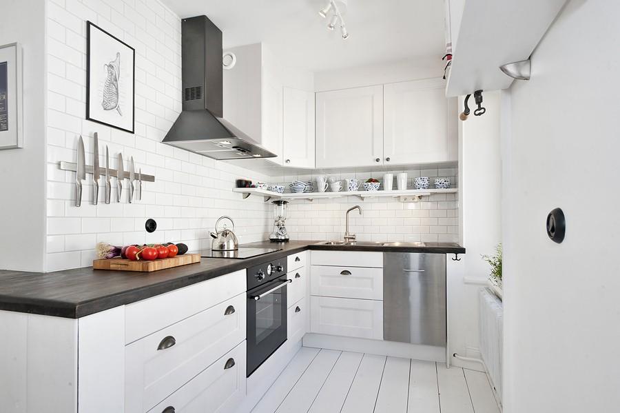 кухня 8 квадратов дизайн фото