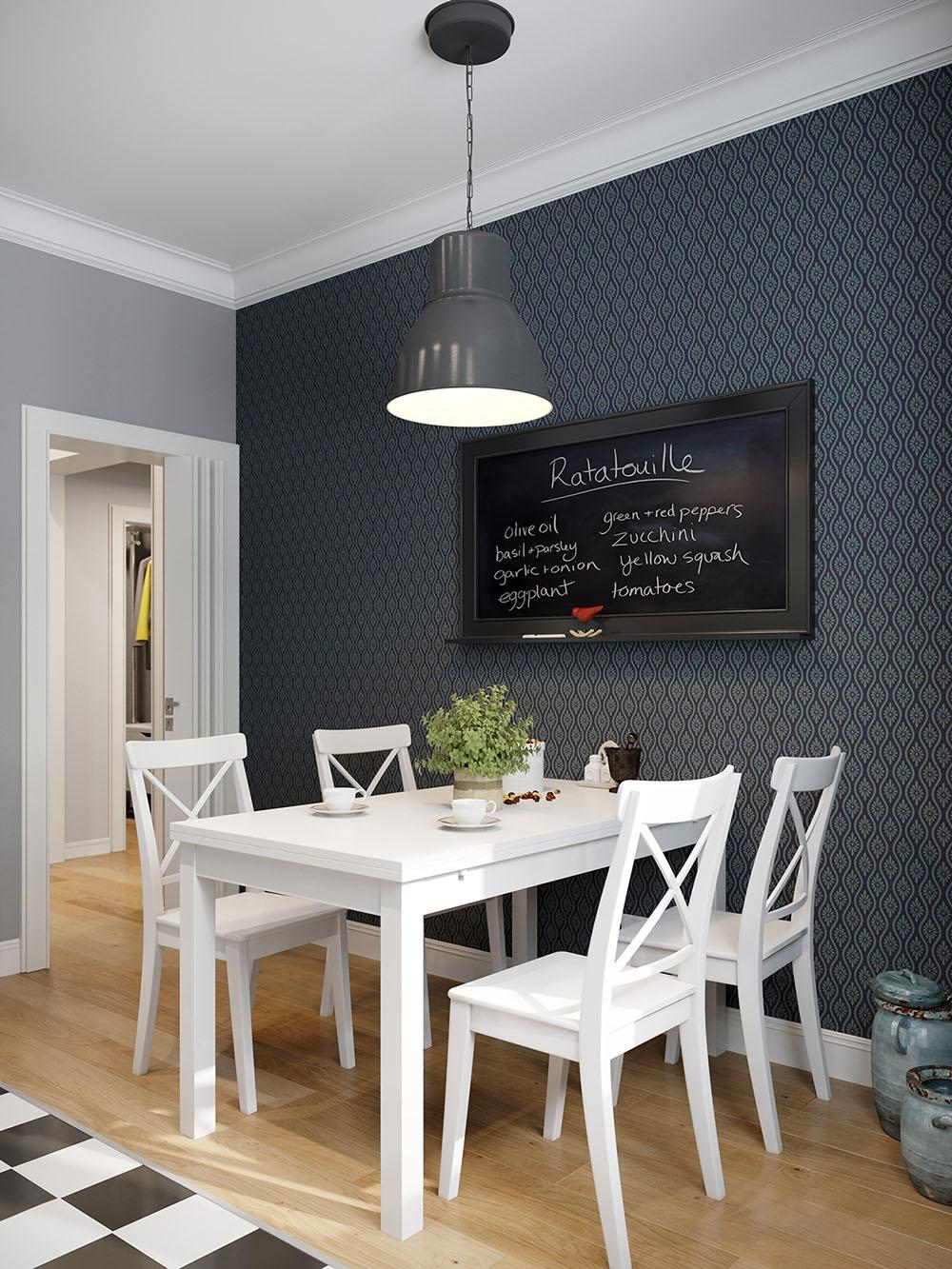 дизайн кухни 8 кв м в панельном доме