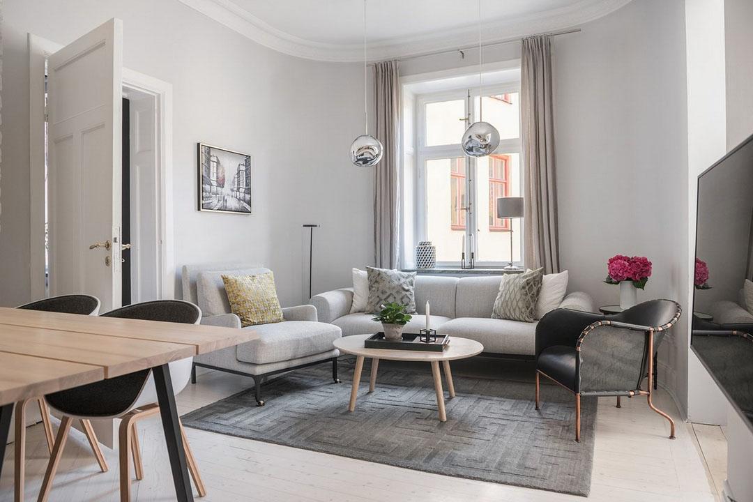 интерьер дома в скандинавском стилеммммм