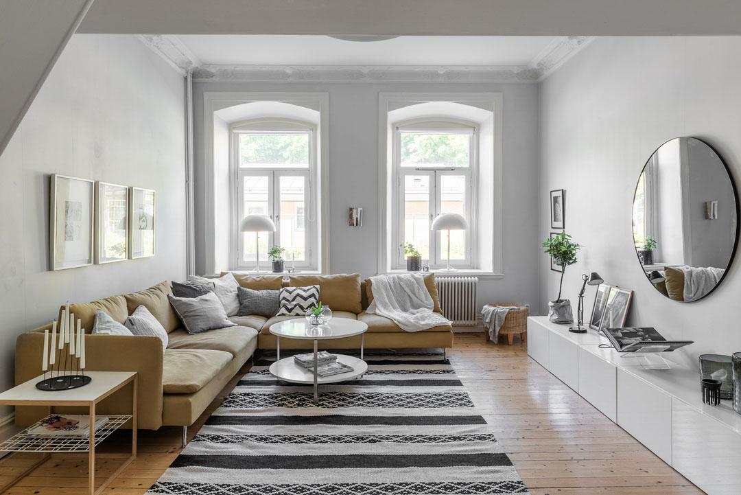 дизайн интерьера скандинавский стиль