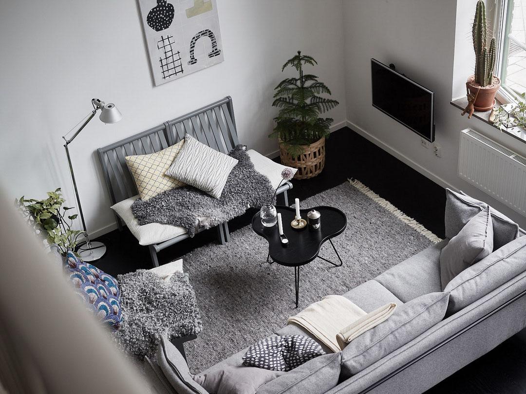 дизайн квартиры скандинавский стиль