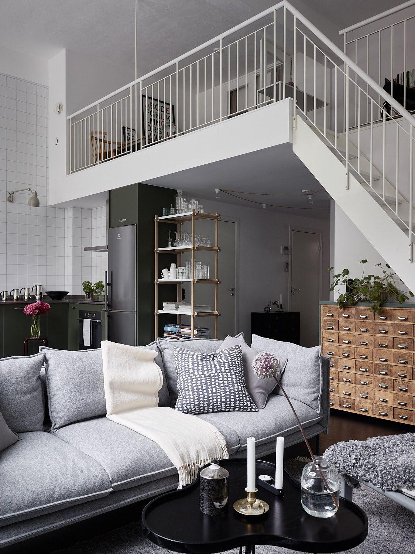 дом скандинавский стиль