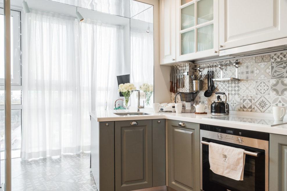 Выбираем сантехнику для кухонной комнаты