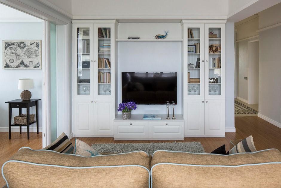 дизайн гостинной в квартире