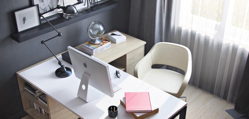 Офис в мебель: угловой стол