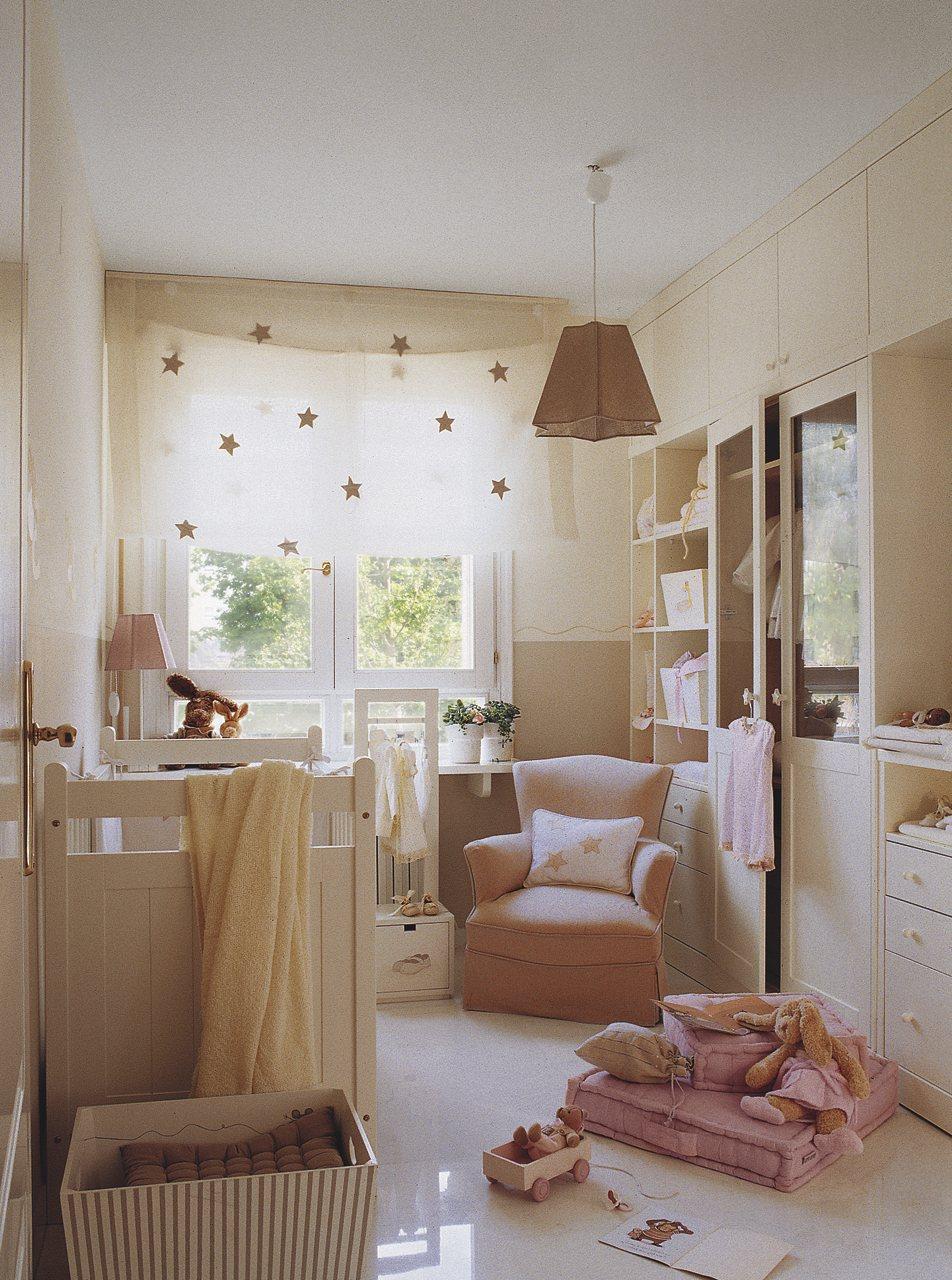дизайн детской комнаты маленькой площади