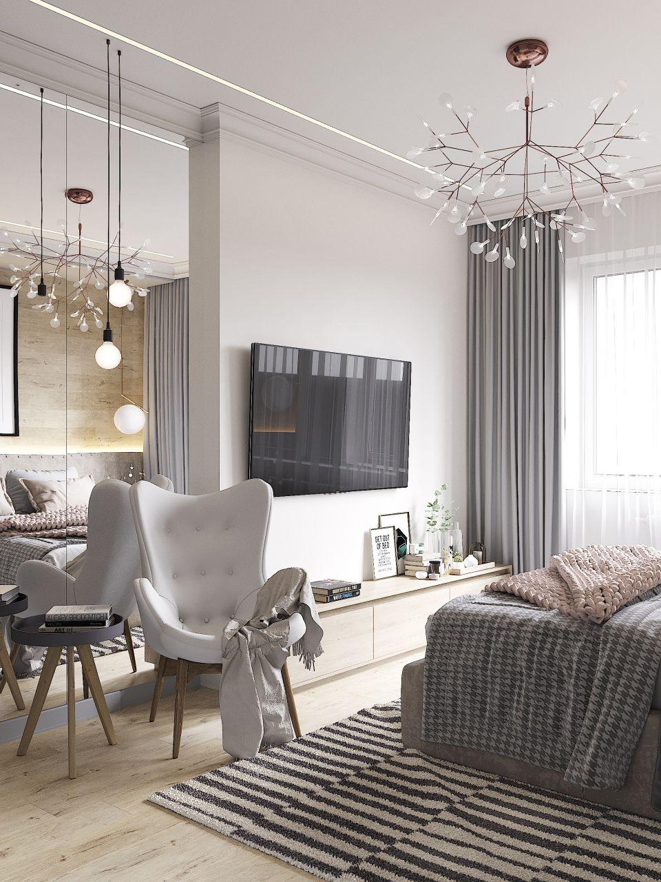 планировка двухкомнатной квартиры для семьи с ребенком