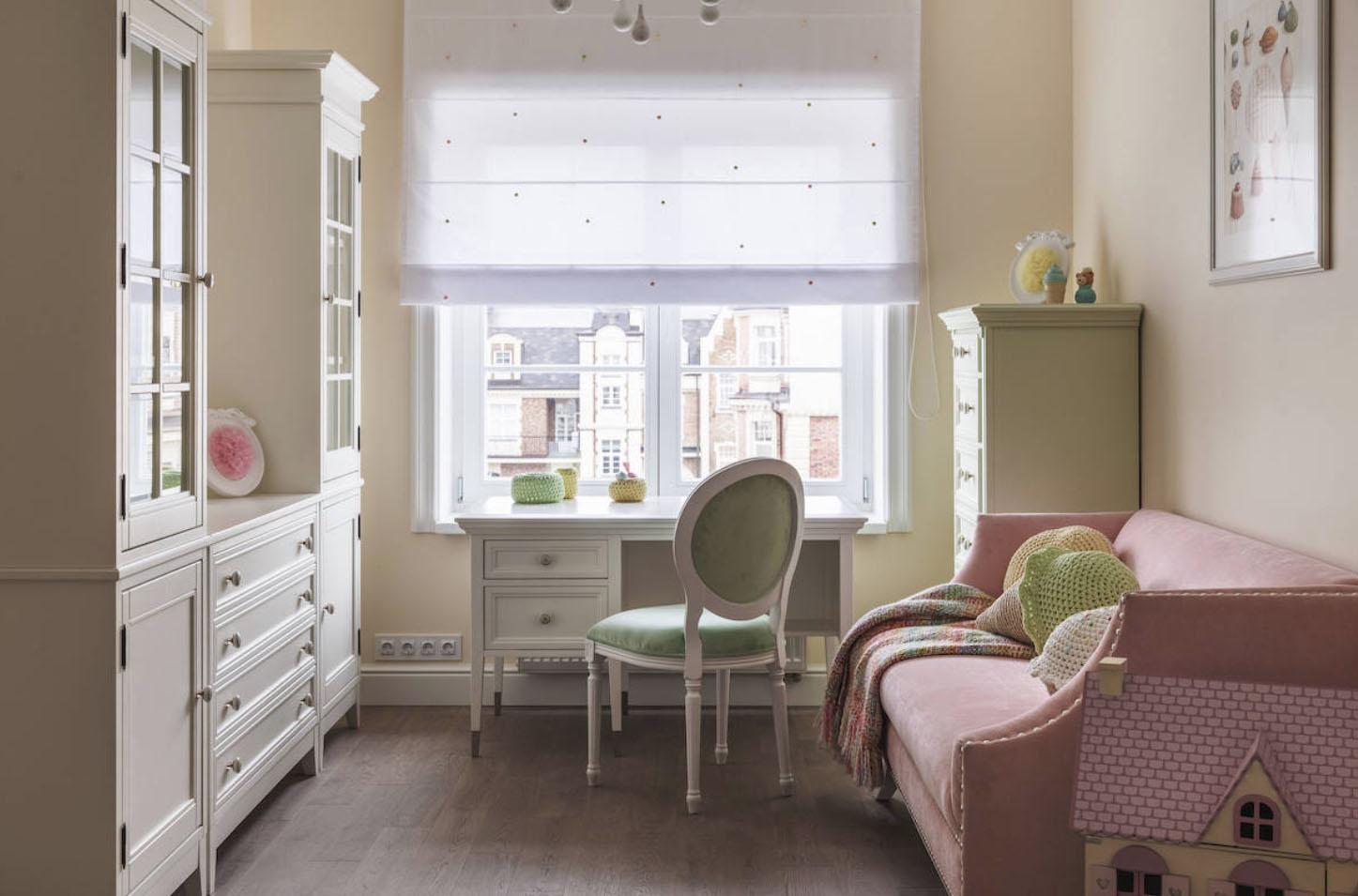 Идеи штор для детской: 10 разных вариантов