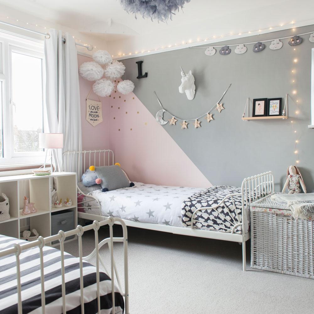 Идеи штор для детской