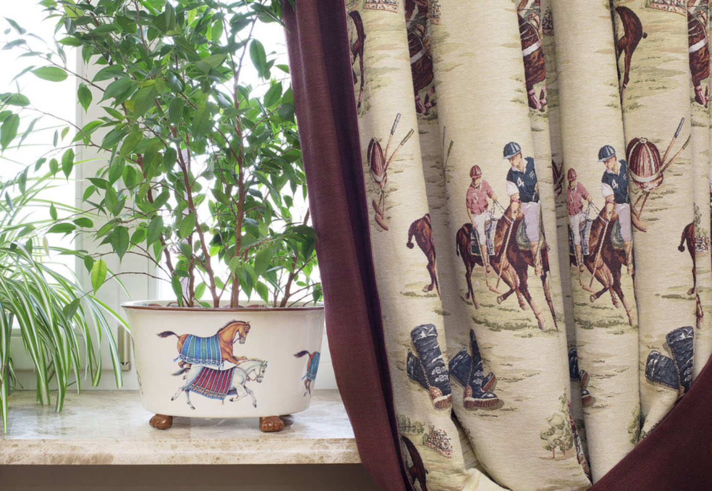 шторы для детской фото