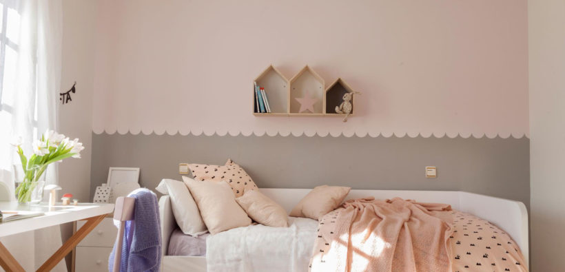 Оформление детской комнаты: выбор стиля