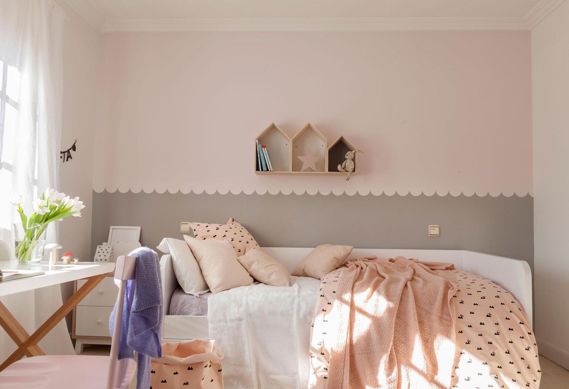 Оформление детской комнаты: популярные стили