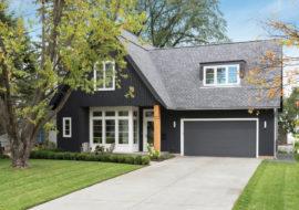 Фасад загородного дома: 3 вопроса выбора