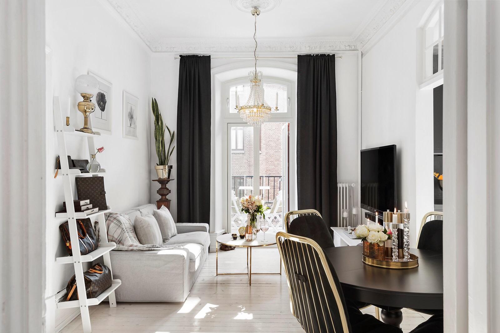 дизайн квартиры 2 комнатной
