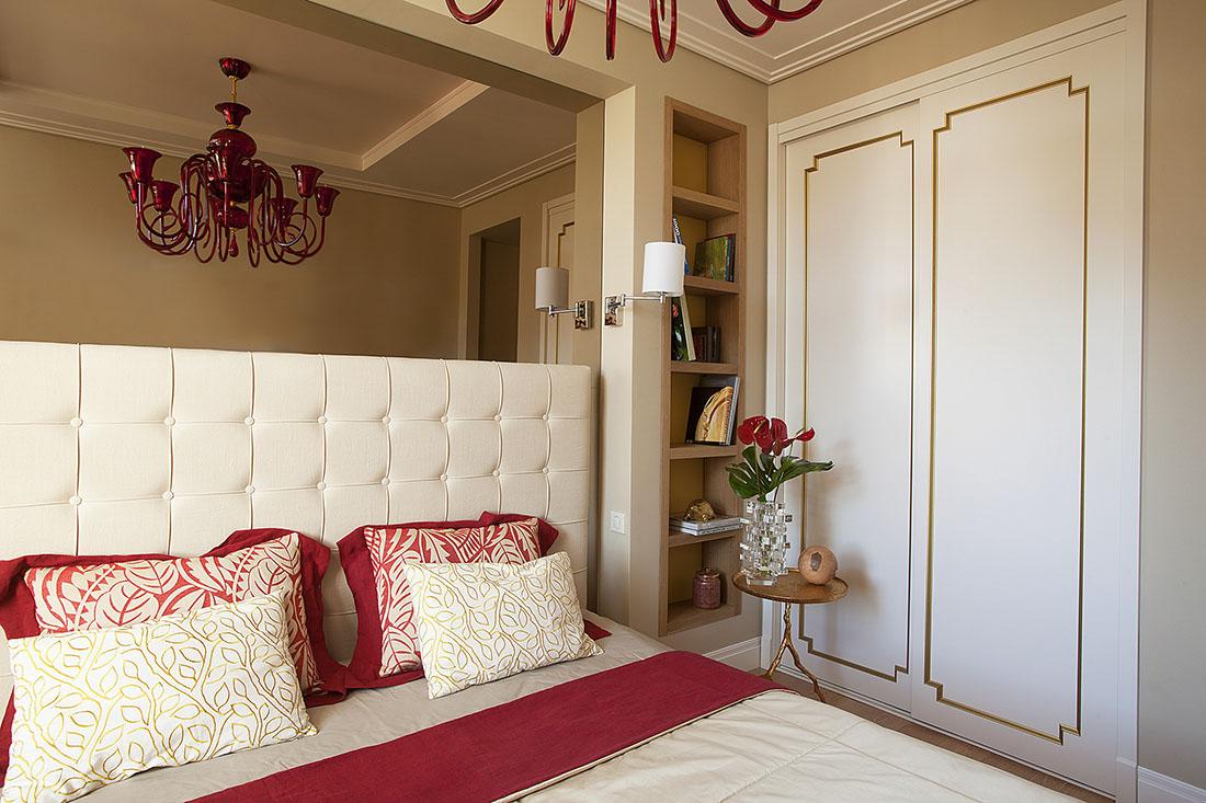 дизайн спальни 15 кв м