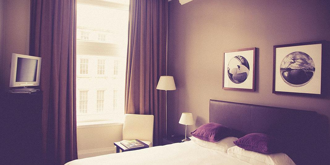 ремонт спальни 12 квадратов