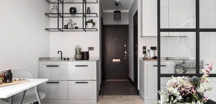 Мини-кухни: ТОП 10 красивых проектов
