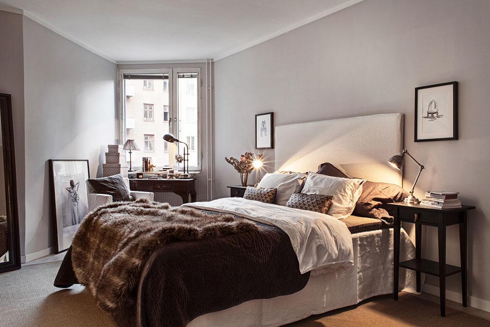 Ремонт в спальне 9 кв. м