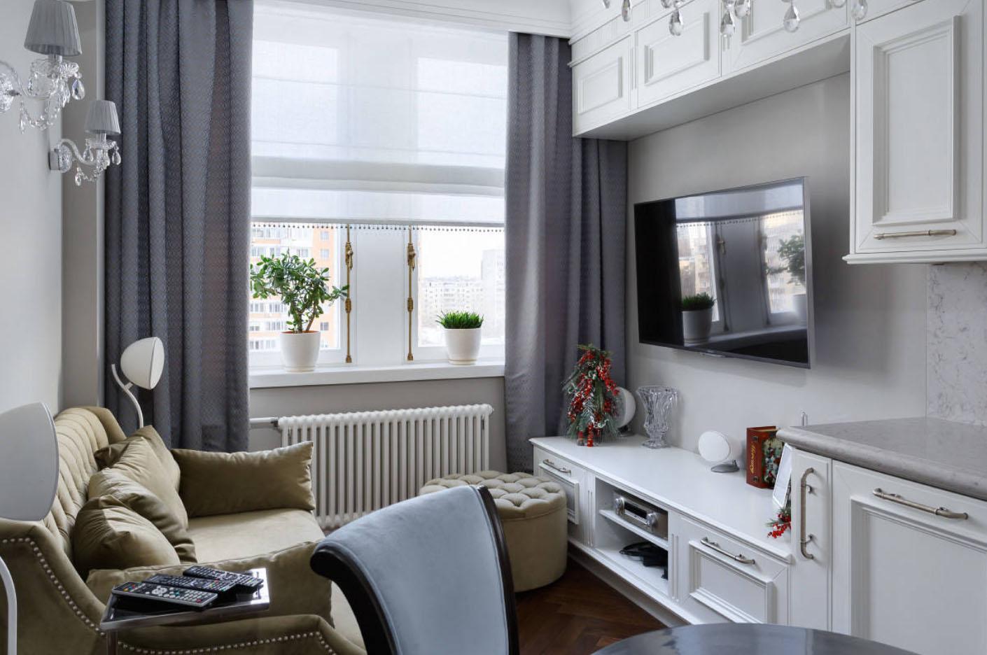 дизайн 2 х комнатной квартиры хрущевка