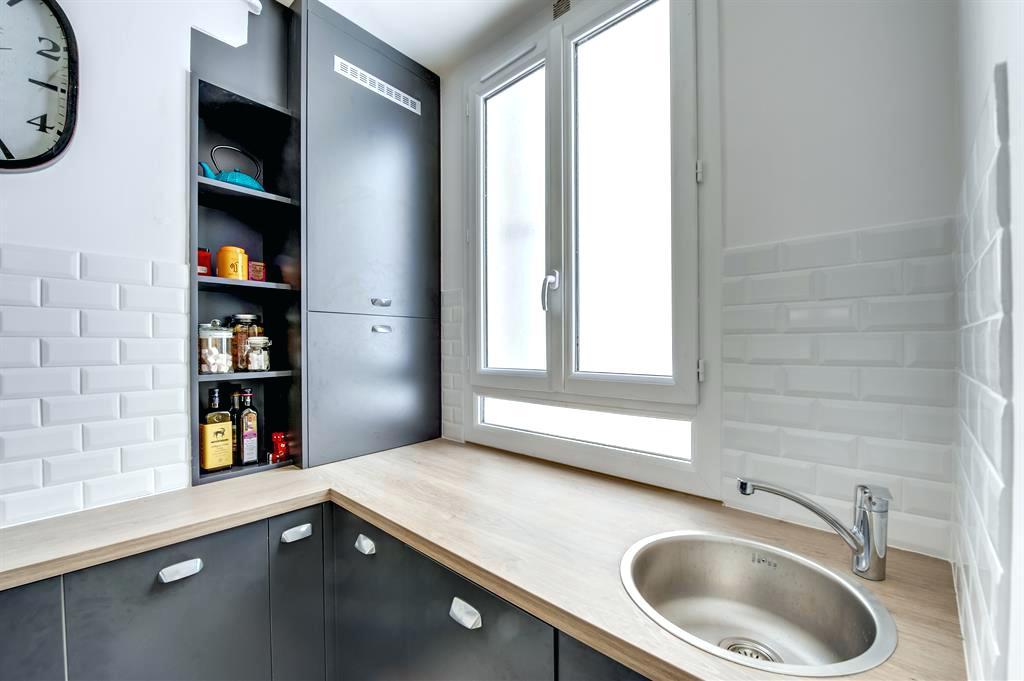 дизайн маленькой кухни в квартире