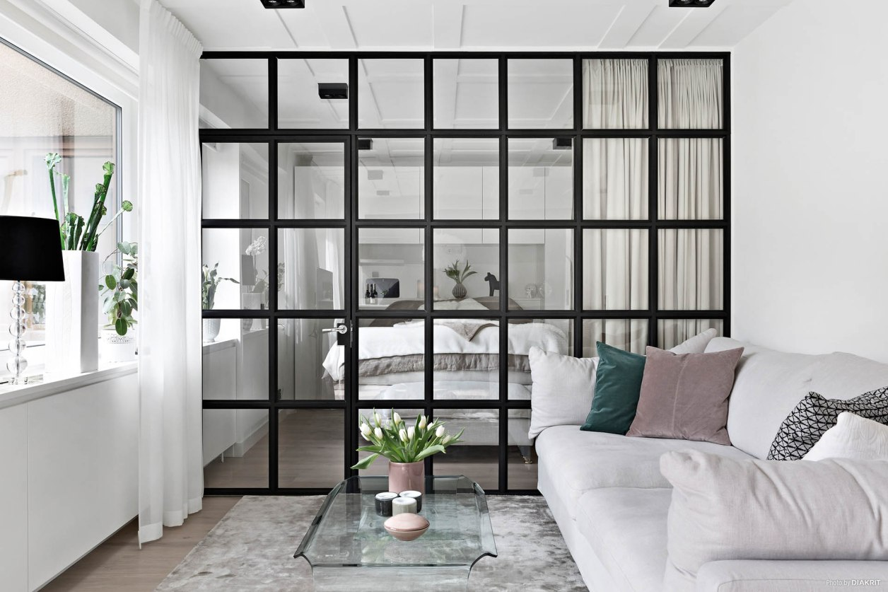 красивая квартира