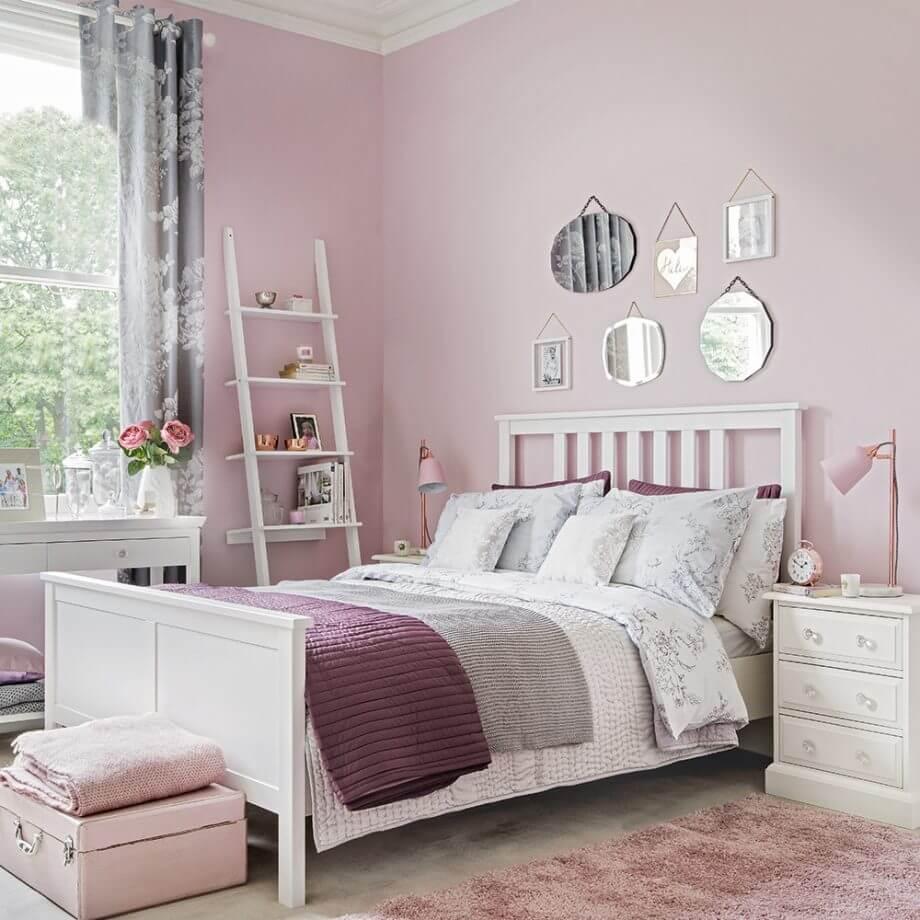 21 комната для девочки-подростка