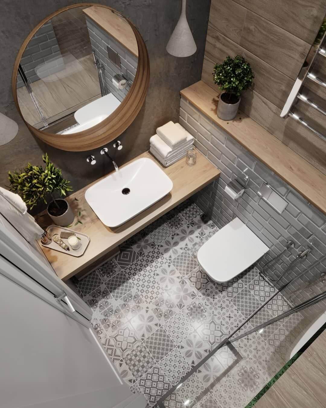 маленькая ванная комната 3 кв метра дизайн фото