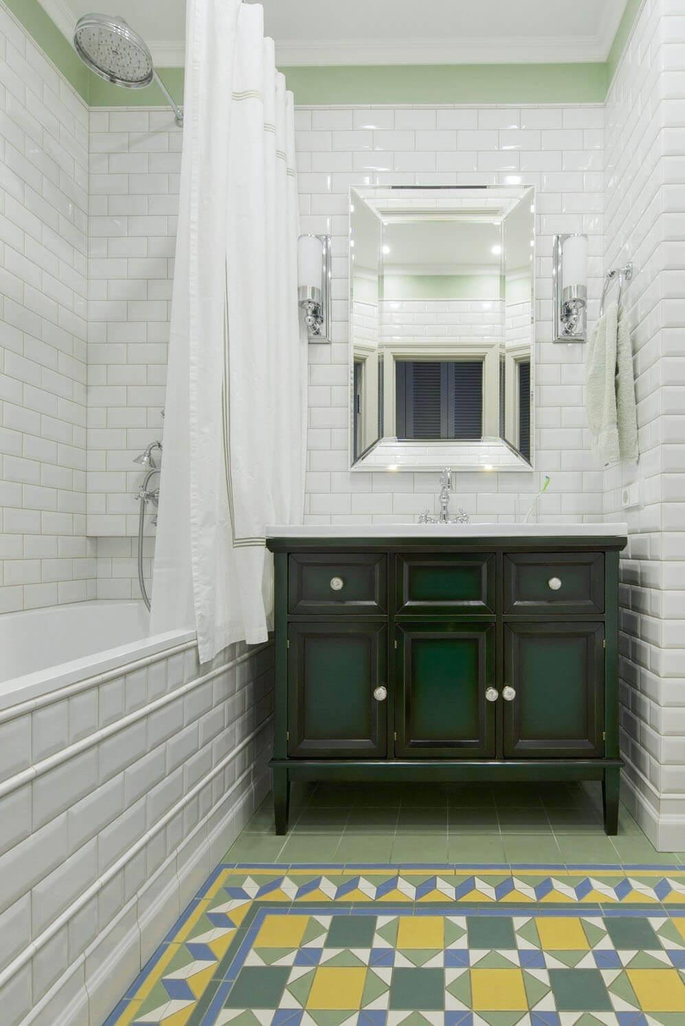 ремонт ванной комнаты своими руками в хрущевке