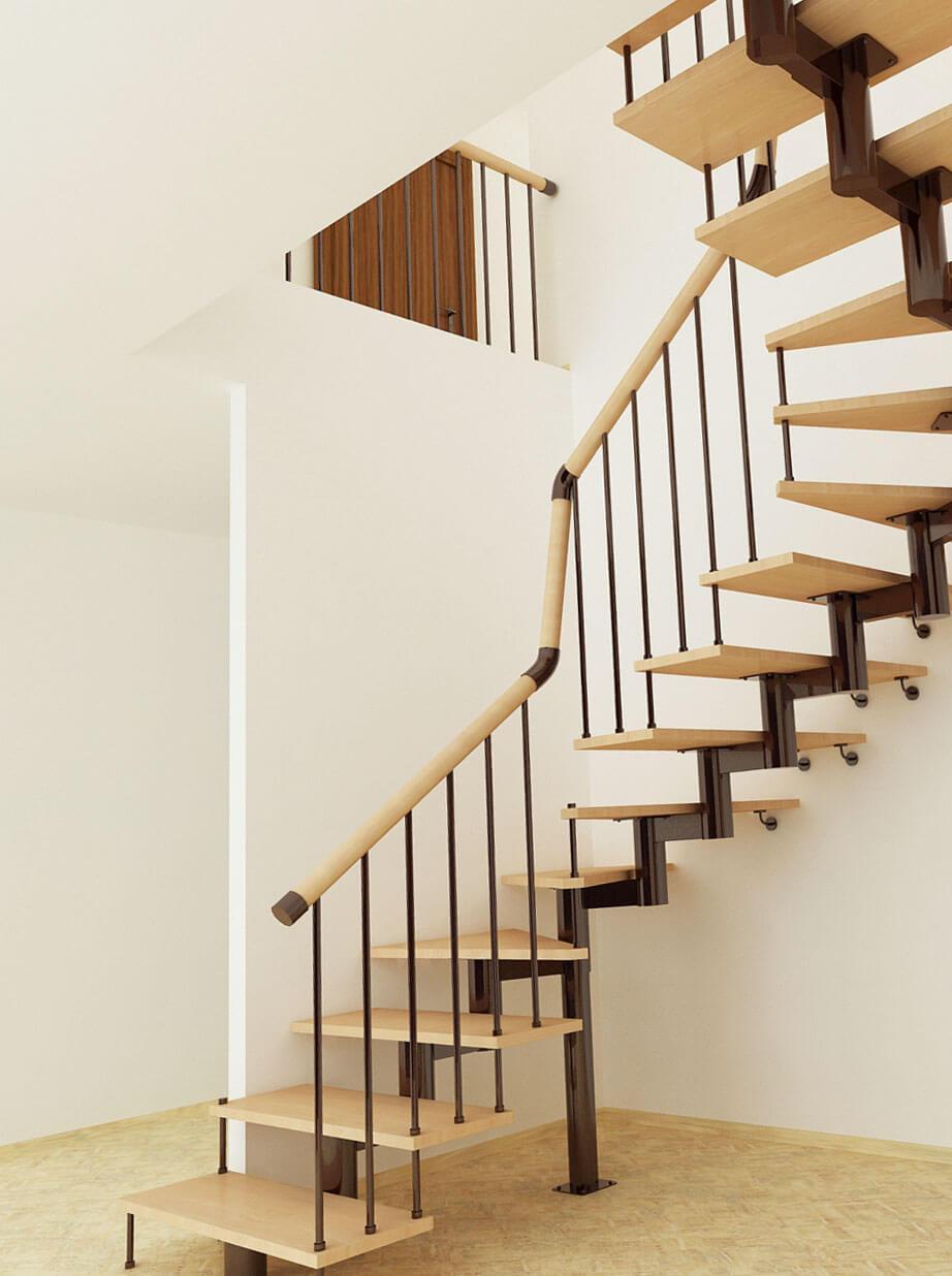 готовые лестницы для самостоятельной сборки