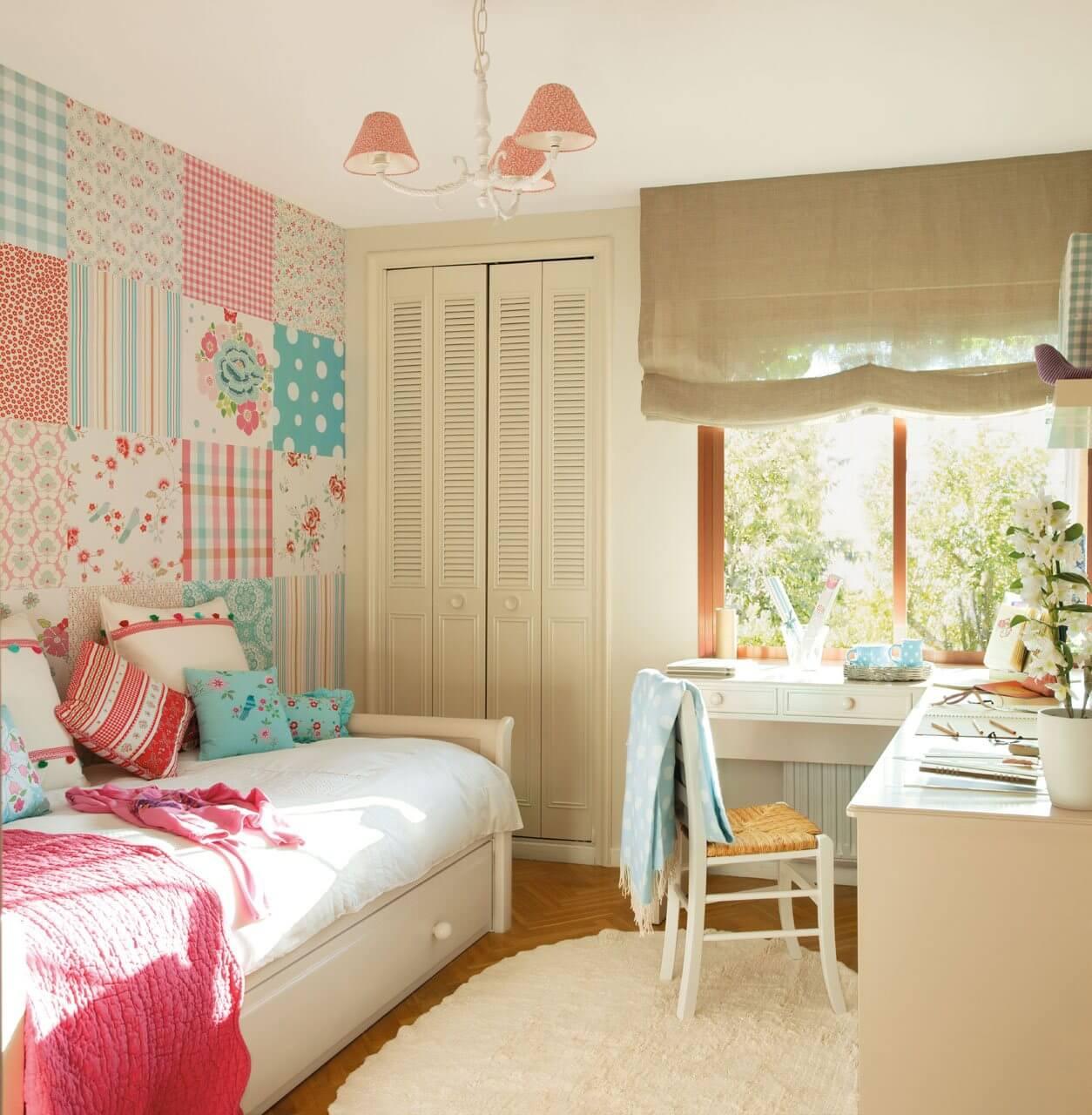 комната для девочки-принцессы